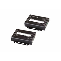 Aten HDMI HDBaseT-verlenger met POH (4K bij 100 m) (HDBaseT Class A) AV extenders - Zwart