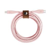 Belkin USB-C - Lightning, Pink - Rose