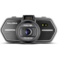 """Salora Une dashcam Full HD avec 2,7"""" 16:9 écran TFT LCD Enregistreurs d'entraînement - Noir"""