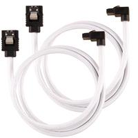 Corsair CC-8900283 ATA kabel - Zwart, Wit