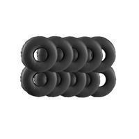 Jabra 14101-29 écouteurs coussin - Noir