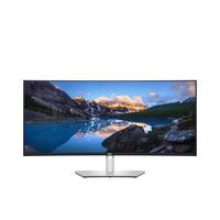 """DELL UltraSharp U3821DW 37,5"""" Wide Quad HD+ W-LED IPS Monitor - Grijs"""