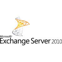 Microsoft Exchange Server 2010 Enterprise CAL, Sngl, L/SA, OLP-NL, UsrCAL w/o Srvcs Logiciel de base de .....