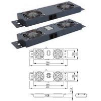 Retex 120 V, 148-182 m /hour, 45-50 dB, -40 C +70 C