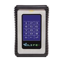 DataLocker DL3 FE - Aluminium,Zwart