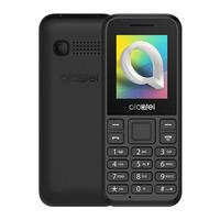 Alcatel 1066D Mobiele telefoon - Zwart