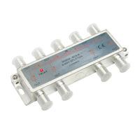 Triax SCS 8 Répartiteur de câbles - Métallique