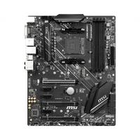 MSI ATX, AM4, X470, 4x DDR4, 6x SATA3, M.2, 2x PCI-E x16, Gigabit Realtek 8111H, USB 2.0, USB 3.2, HDMI, DVI-D, .....