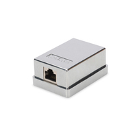 Digitus 500 MHz, 10GBase-T, TIA-568A/B, CAT 6A - Grijs