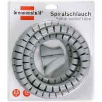 Brennenstuhl Spiral Coiled Tube Kabelbeschermer - Grijs