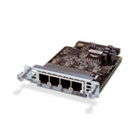 Cisco VIC3-4FXS/DID= Module de réseau voix