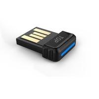 Yealink Bluetooth 4.2, BLE, A2DP 1.2/HFP 1.6/DIP 1.3, USB 2.0, 18 x 13.9 x 5.1 mm - Zwart