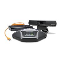 Konftel C2055 Système de vidéo conférence - Noir