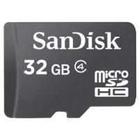 Sandisk microSDHC 32GB Flashgeheugen - Zwart