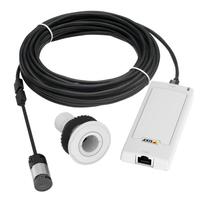 Axis P1244 Caméra IP - Noir, Blanc