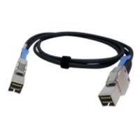 QNAP CAB-SAS05M-8644 Câble - Noir