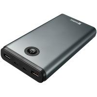 Sandberg USB-C PD 65W 20800 Powerbank - Zwart