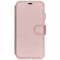 Accezz Xtreme Wallet Booktype iPhone Xs Max - Rosé Goud / Rosé Gold