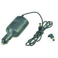 2-Power DC Car Adapter 19.5V 2.A 40W inc. mains cable Adaptateur de puissance & onduleur - Noir