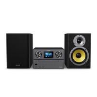 """Philips Micromuzieksysteem , 100 W, FM/DAB/DAB+, CD/CD-R/RW, Wi-Fi 802.11 a/b/g/n, Bluetooth 4.2, 10 m, 2.4"""" TFT ....."""