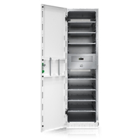 APC Galaxy VS Modular Battery Cabinet for up to 9 smart modular battery strings - Blanc