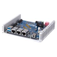 QNAP Annapurna Labs AL-314 4-core 1.7GHz, 2 GB DDR3L, 512MB NAND, 2 x USB 3.1, 3 x RJ45