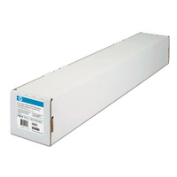 HP Everyday Adhesive Matte Polypropylene 180 gsm-610 mm x 22.9 m (24 in x 75 ft) Transparante film
