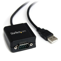 StarTech.com 1-poort FTDI USB naar RS232 Seriële Adapter Verloopkabel met Optische Isolatie Kabel adapter .....