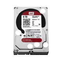 Western Digital Red NAS Hard Disc 6TB Interne harde schijf