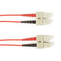 Black Box SC–SC 10m Câble de fibre optique - Rouge