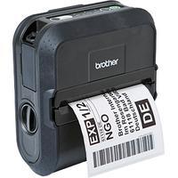 Brother RJ-4030 - Mobiele labelprinter voor RD-M labels en rollen van 51 tot 118 mm - Bluetooth - 203dpi .....