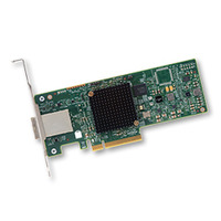 Broadcom SAS 9300-8e Adaptateur Interface - Vert