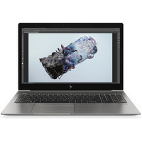 HP ZBook 15u G6 Portable - Argent