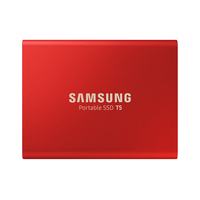 Samsung T5 - Rouge