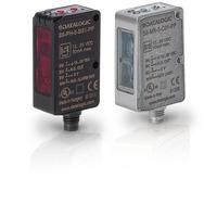Datalogic S8-MH-5-B51-PP = Reflex polarized metal radial laser pnp no/nc - M8 Capteurs photoélectriques