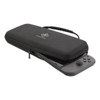 Deltaco Nintendo Switch hard carry case, 10 slots for games, black - Zwart