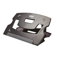 StarTech.com Draagbare laptopstandaard verstelbaar ergonomische stand laptop verhoger Laptop steun - Zwart