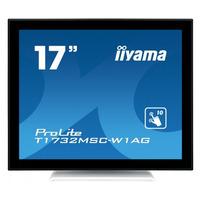 Iiyama ProLite T1732MSC-W1AG Touchscreen monitor - Zwart,Wit