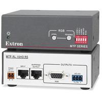 Extron MTP RL 15HD RS Récepteur AV - Noir