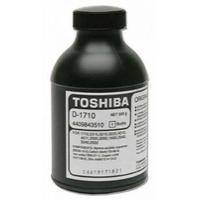 Toshiba developer D1710 black Pen-hervullingen - Zwart