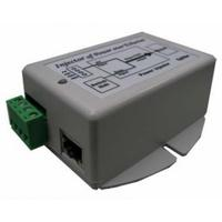 Tycon Systems 9 - 36 VDC in, 48 VDC out, POE, 802.3af, 24 W, 134 g Elektrische omzetters - Beige