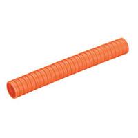 """Black Box Cable Duct, Corrugated, 1.25"""" (3.17-cm) Diameter, Orange, 250ft (76.2m) Coil Protecteur de câbles"""