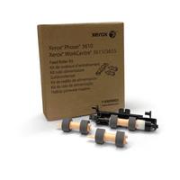 Xerox Papierdoorvoerroller-kit (lange levensduur, hoeft doorgaans niet te worden vervangen) Transfer roll - Zwart