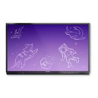 Promethean ActivPanel Nickel 65″ Tableau blanc interactif - Noir