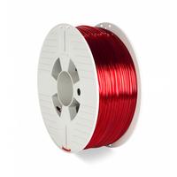 Verbatim 55062 - Rouge, Transparent