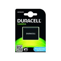Duracell Camera Battery 3.7V 1020mAh replaces Panasonic DMW-BCM13 Battery - Noir