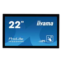 Iiyama ProLite TF2234MC Touchscreen monitor - Zwart