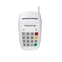 CHERRY ST-2100 Toegangscontrole-lezers - Wit