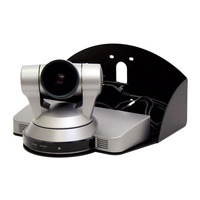 Vaddio WallVIEW PRO-CCU Camera beugels/brackets - Zwart