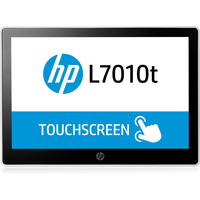 HP L7010t 10,1-inch retail touchmonitor Paal displays - Zwart,Zilver